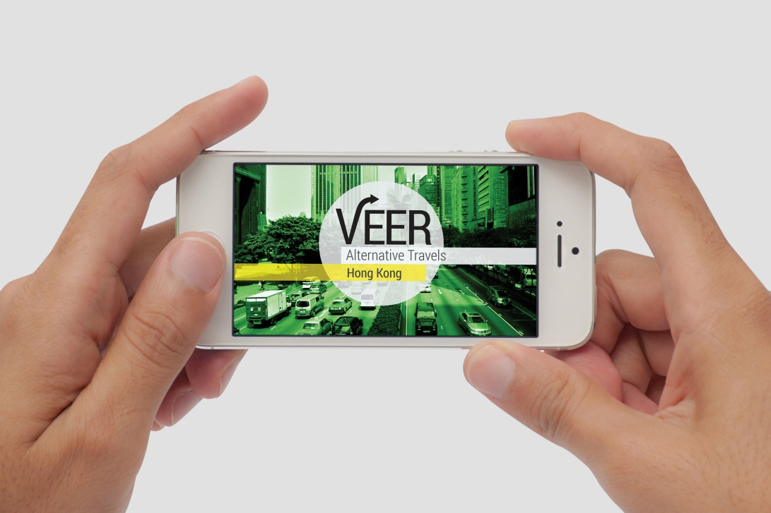 Veer_iPhone Mockup